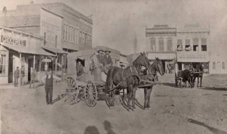 Berryville Square 1890