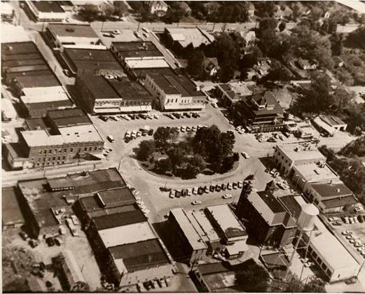 Berryville Square 1960's