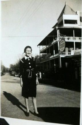 Berryville Square 1962