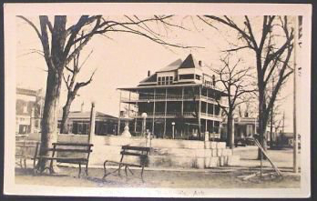 Berryville Square Maybe late 40's