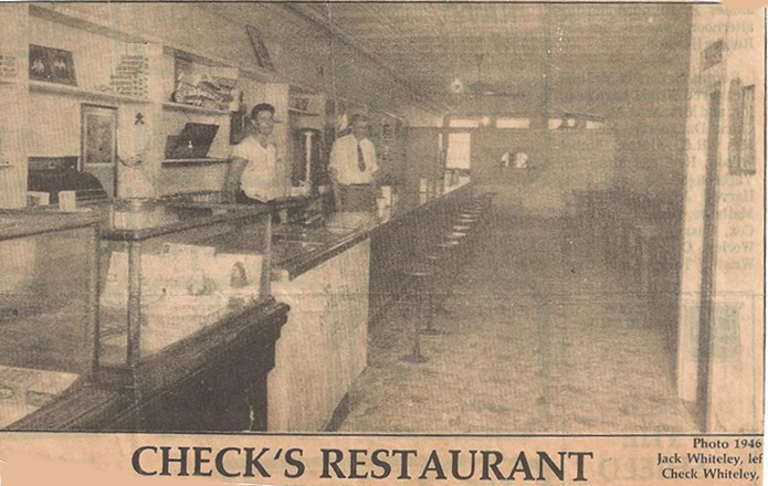 Check's Burgers 1942