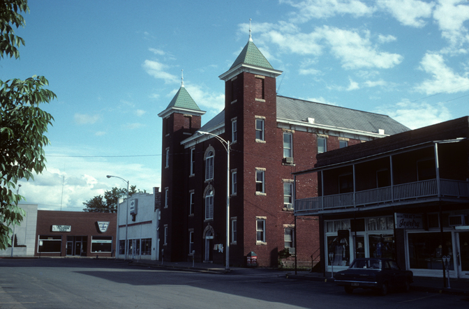 Courthouse 1960's