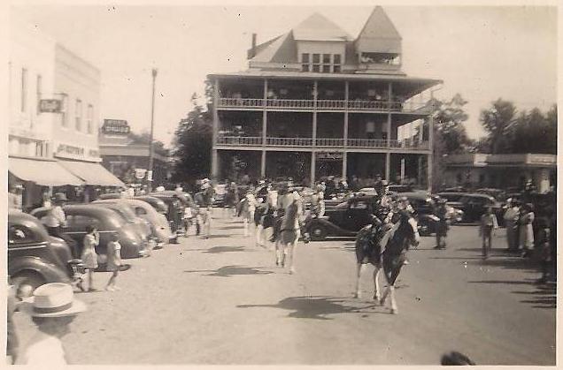 Fair Parade 1940