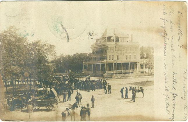 Grand View Hotel prior to 1915