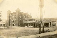 Berryville Square 1920's