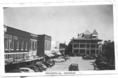 Berryville Square 1940's