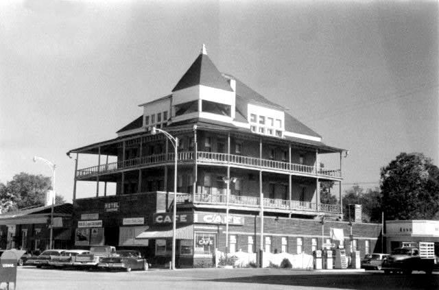 Grand View Hotel 1950's