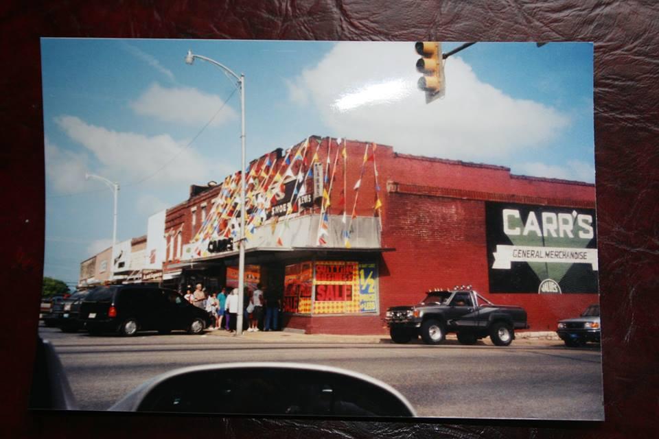 Carr Building 1980\'s ?