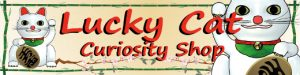 Lucky Cat Curiosity Shop